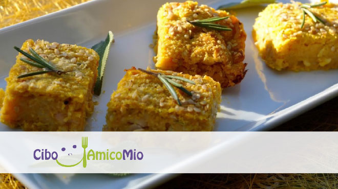 Sformato di quinoa, zucca e lenticchie – la ricetta per la permeabilità intestinale